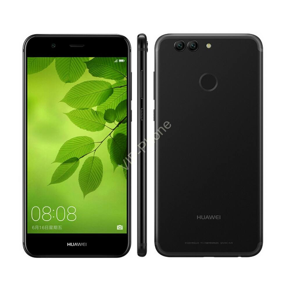 Huawei Nova 2 64GB Dual-Sim fekete kártyafüggetlen mobiltelefon