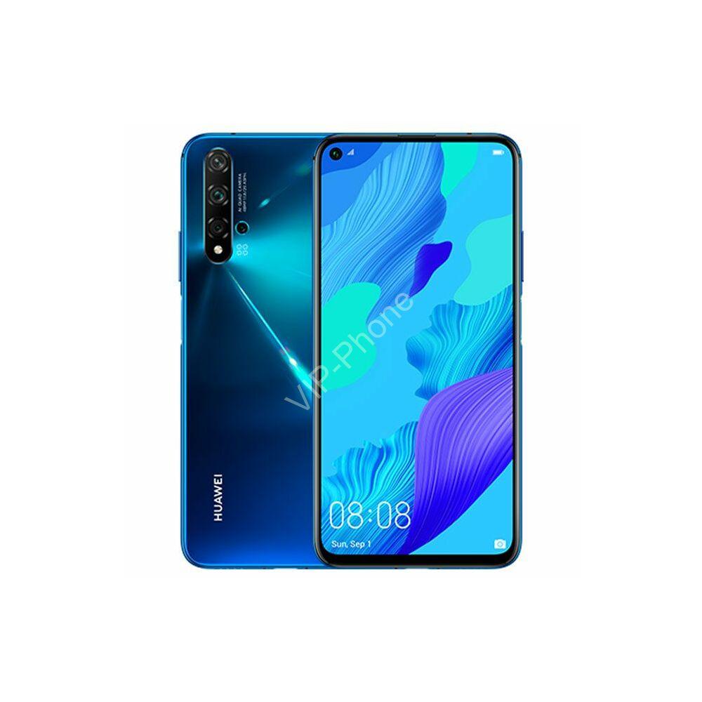 Huawei Nova 5T 128GB Dual-SIM kék kártyafüggetlen mobiltelefon