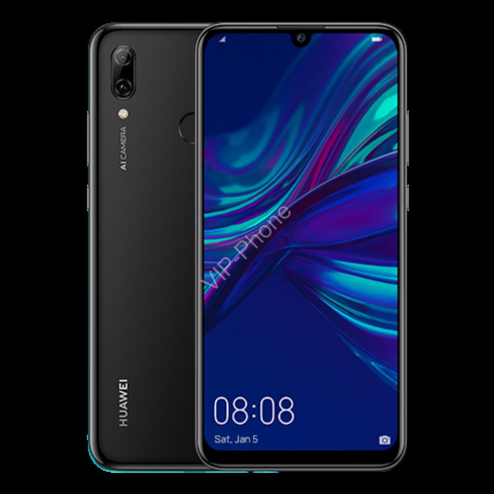 Huawei P Smart 2019 64GB Dual-SIM fekete kártyafüggetlen gyártói garanciás mobiltelefon