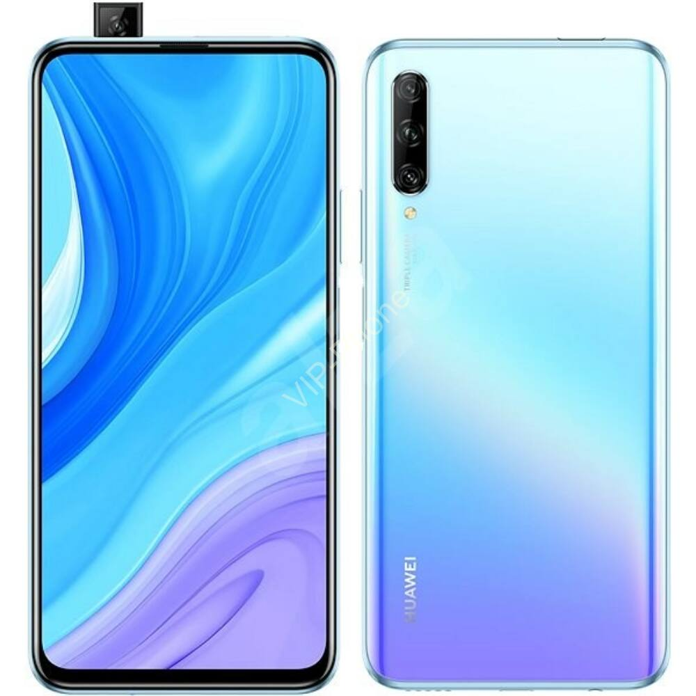 Huawei P Smart Pro 128GB Dual-SIM jégkristály kék kártyafüggetlen mobiltelefon