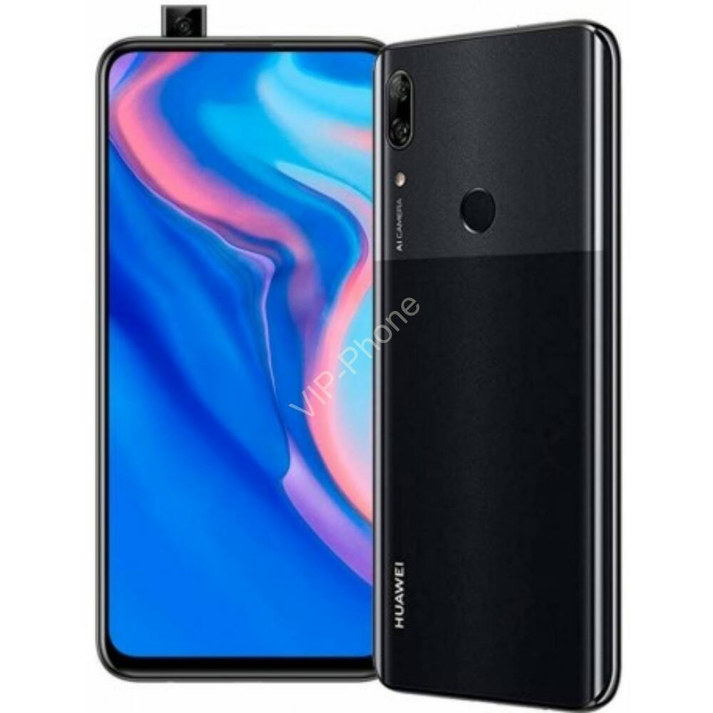 Huawei P Smart Z 64GB Dual-SIM fekete gyártói garanciás kártyafüggetlen mobiltelefon