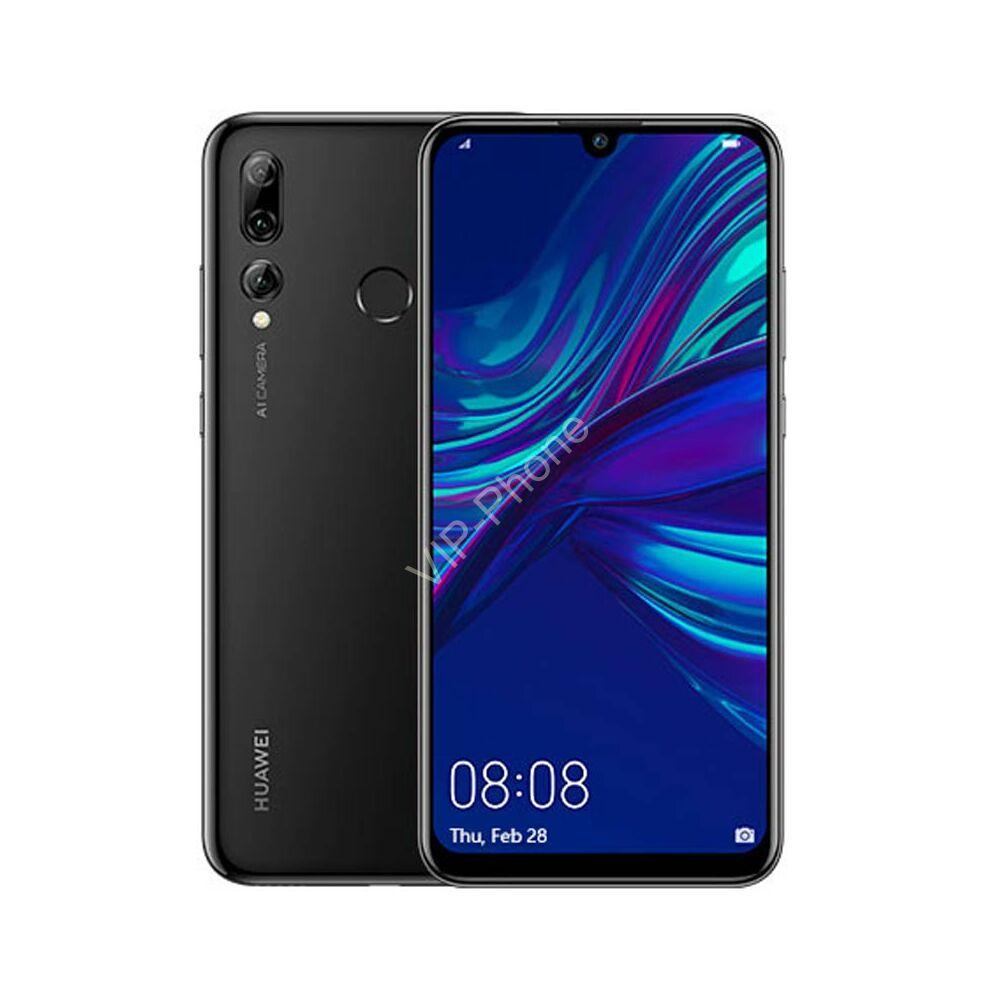 Huawei P Smart+ 2019 64GB Dual-SIM fekete kártyafüggetlen mobiltelefon