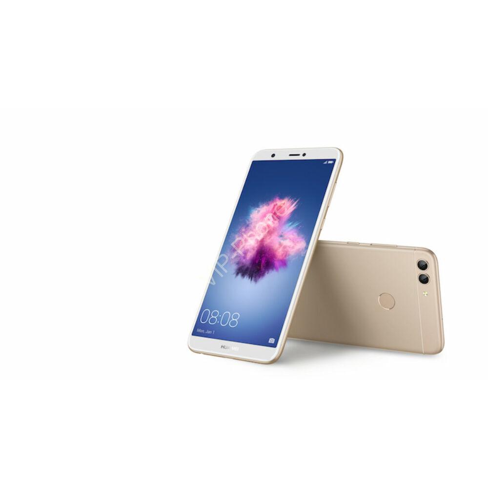 Huawei P Smart 32GB Dual-SIM arany gyártói garanciás kártyafüggetlen mobiltelefon