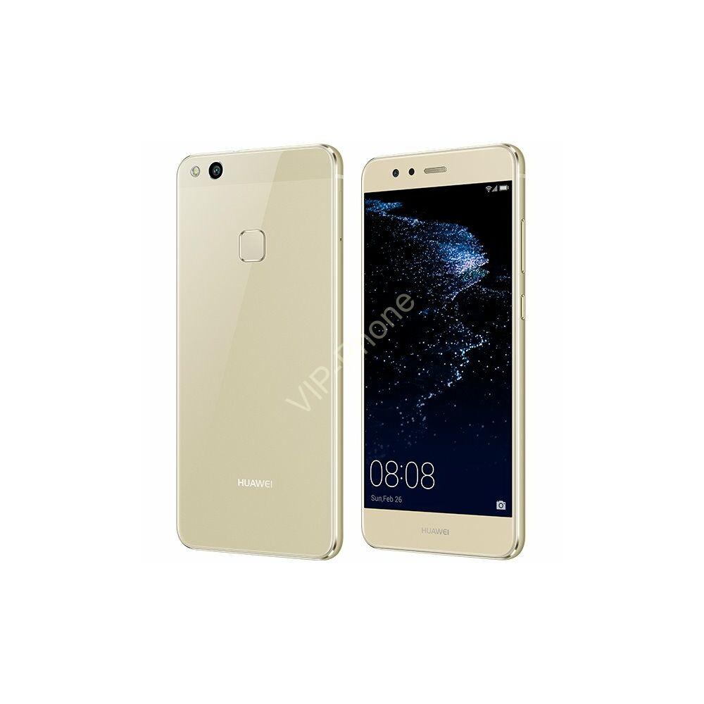 Huawei P10 Lite arany gyártói garanciás kártyafüggetlen mobiltelefon