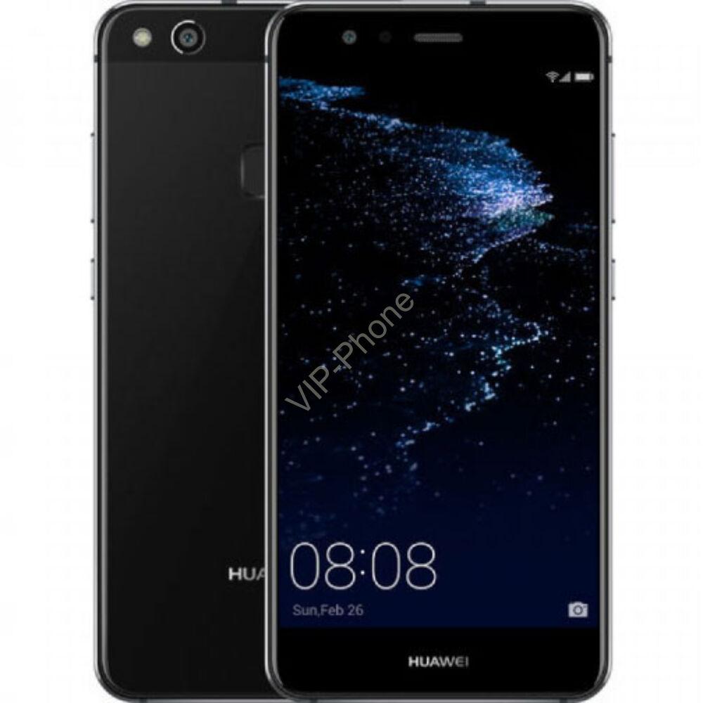 Huawei P10 Lite fekete kártyafüggetlen mobiltelefon