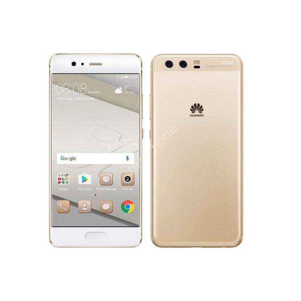 HASZNÁLT Huawei P10 (VTR-L09) Arany kártyafüggetlen mobiltelefon