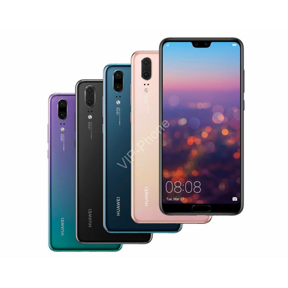 Huawei P20 128GB kártyafüggetlen mobiltelefon