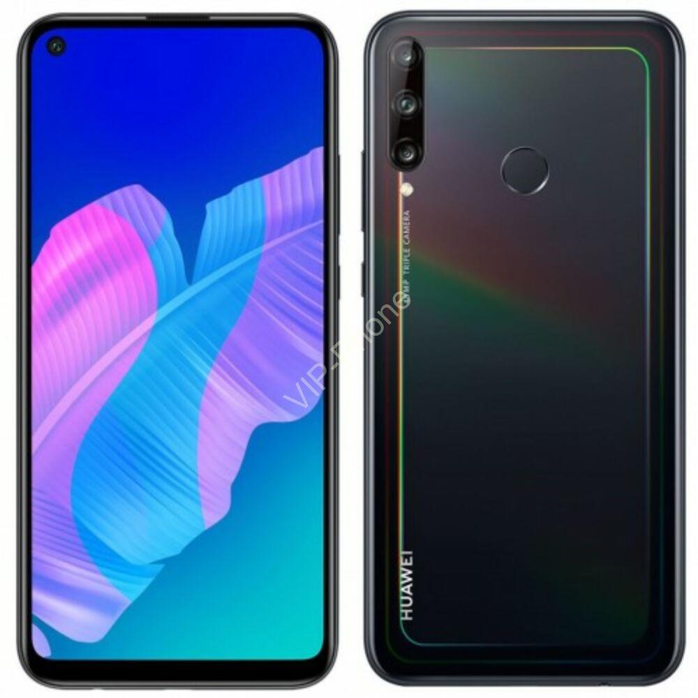 Huawei P40 Lite E 64B Dual-SIM kártyafüggetlen mobiltelefon