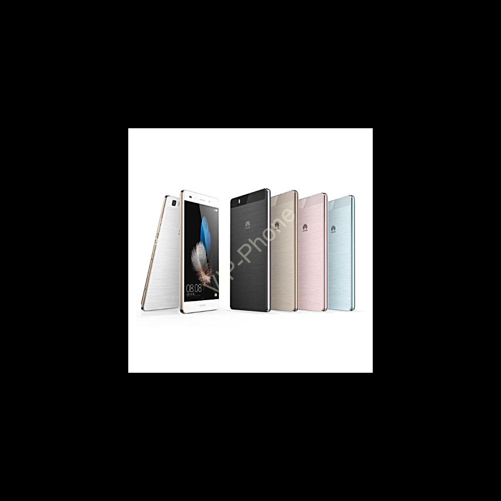 Huawei P8 Lite Dual-SIM gyártói garanciás kártyafüggetlen mobiltelefon