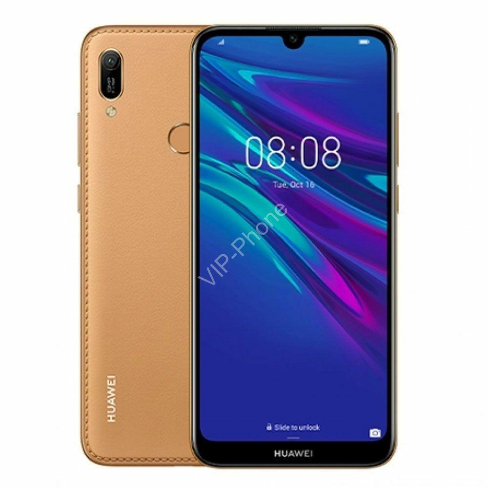 Huawei Y5 2019 Dual-SIM barna gyártói garanciás kártyafüggetlen mobiltelefon