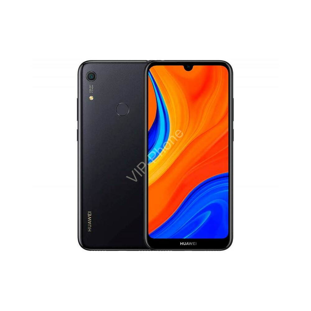 Huawei Y6s 32GB Dual-SIM fekete gyártói garanciás kártyafüggetlen mobiltelefon