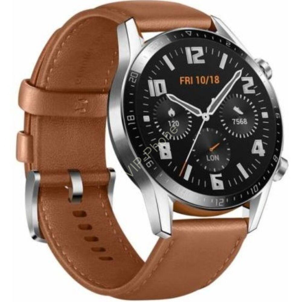huawei-watch-gt-2-classic-okosora-46mm-barna-bor-szijjal-1193010