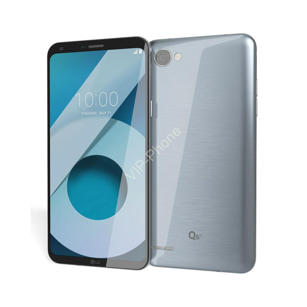 LG M700N Q6 Alpha 16GB ezüst kártyafüggetlen mobiltelefon