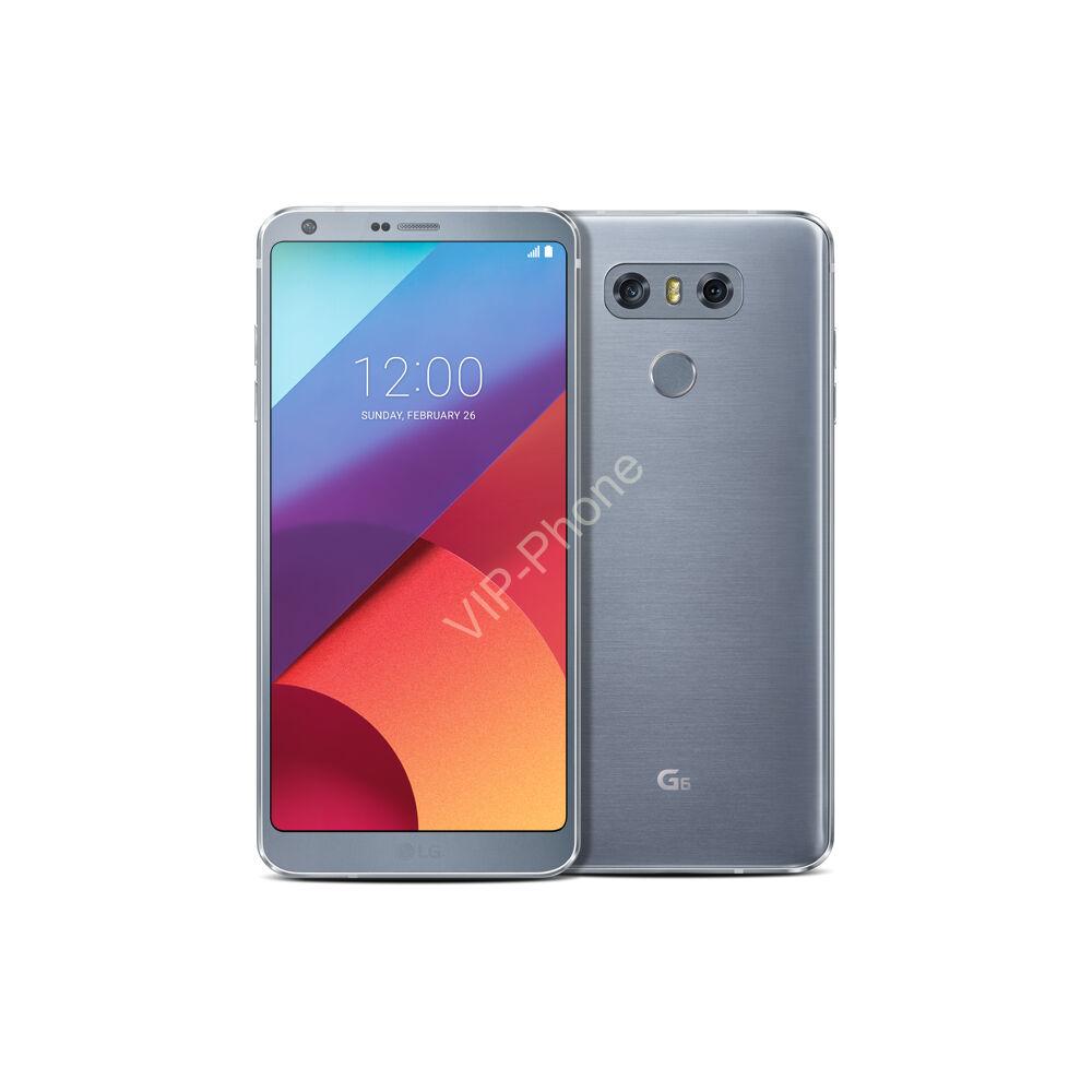 LG H870 G6 ezüst kártyafüggetlen mobiltelefon