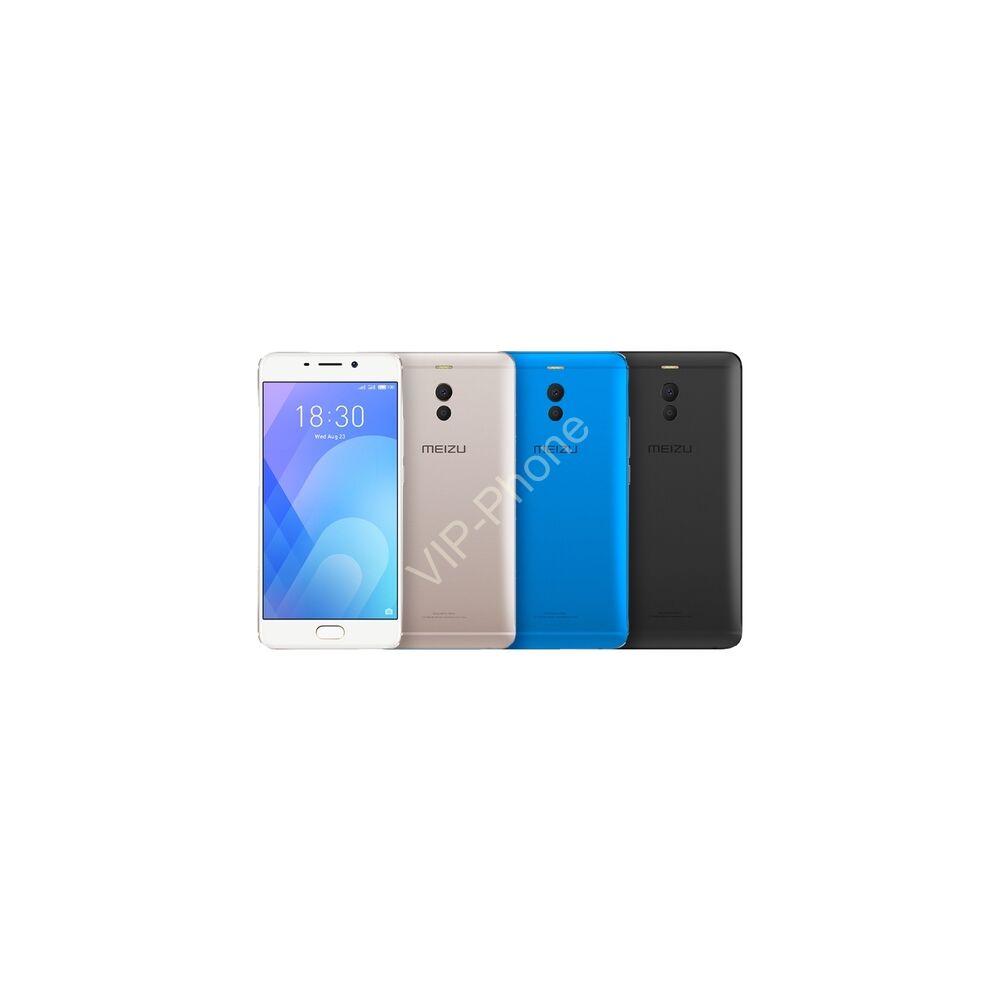 Meizu M6 Note 32GB Dual-Sim gyártói garanciás kártyafüggetlen mobiltelefon