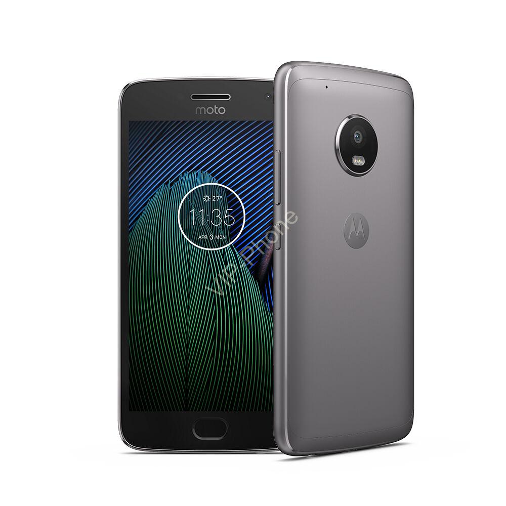 Motorola Moto G5 Plus (XT1685) Sötétszürke Dual-Sim gyártói garanciás kártyafüggetlen mobiltelefon