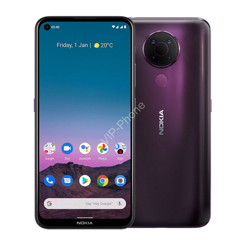 Nokia 5.4 Dual Sim 4GB RAM 64GB - Lila