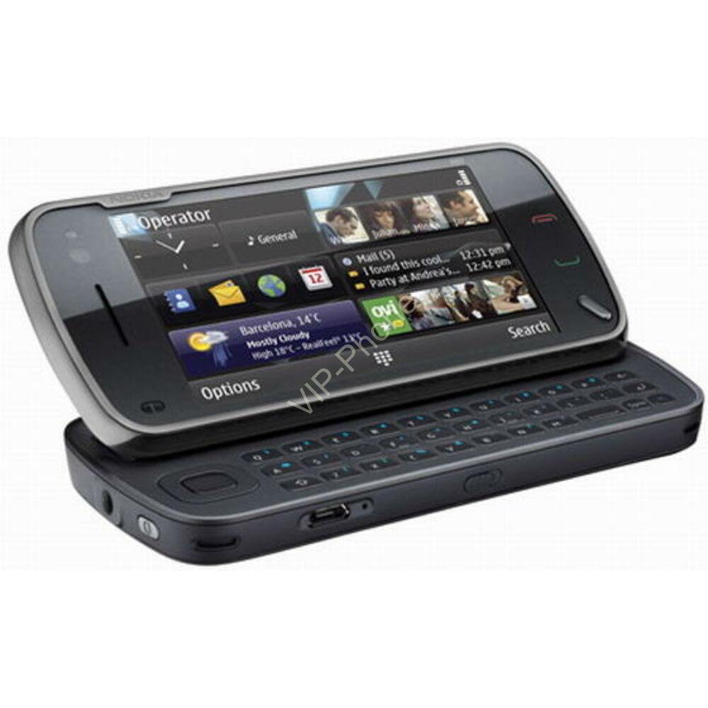 Nokia N97 kártyafüggetlen mobiltelefon