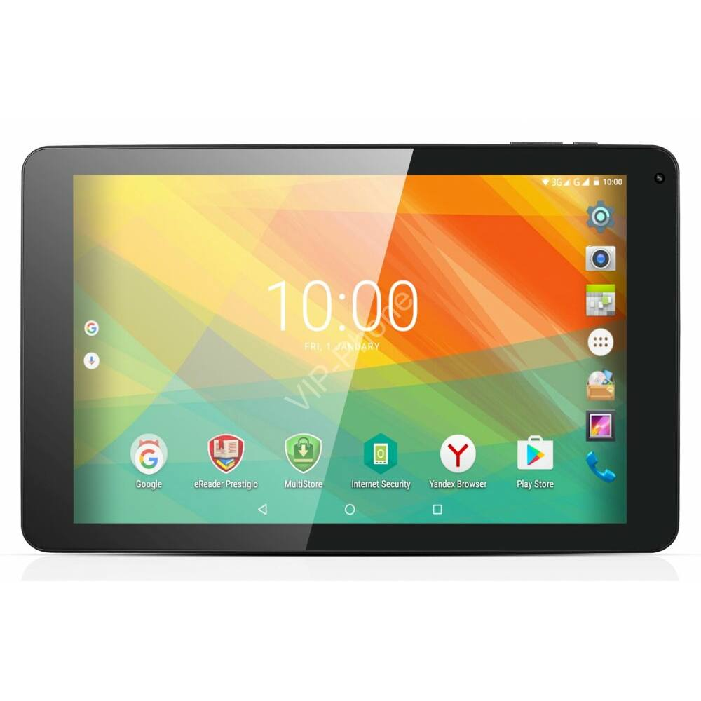 Prestigio Wize 3131 10.1 8GB 3G Dual-Sim fekete tablet