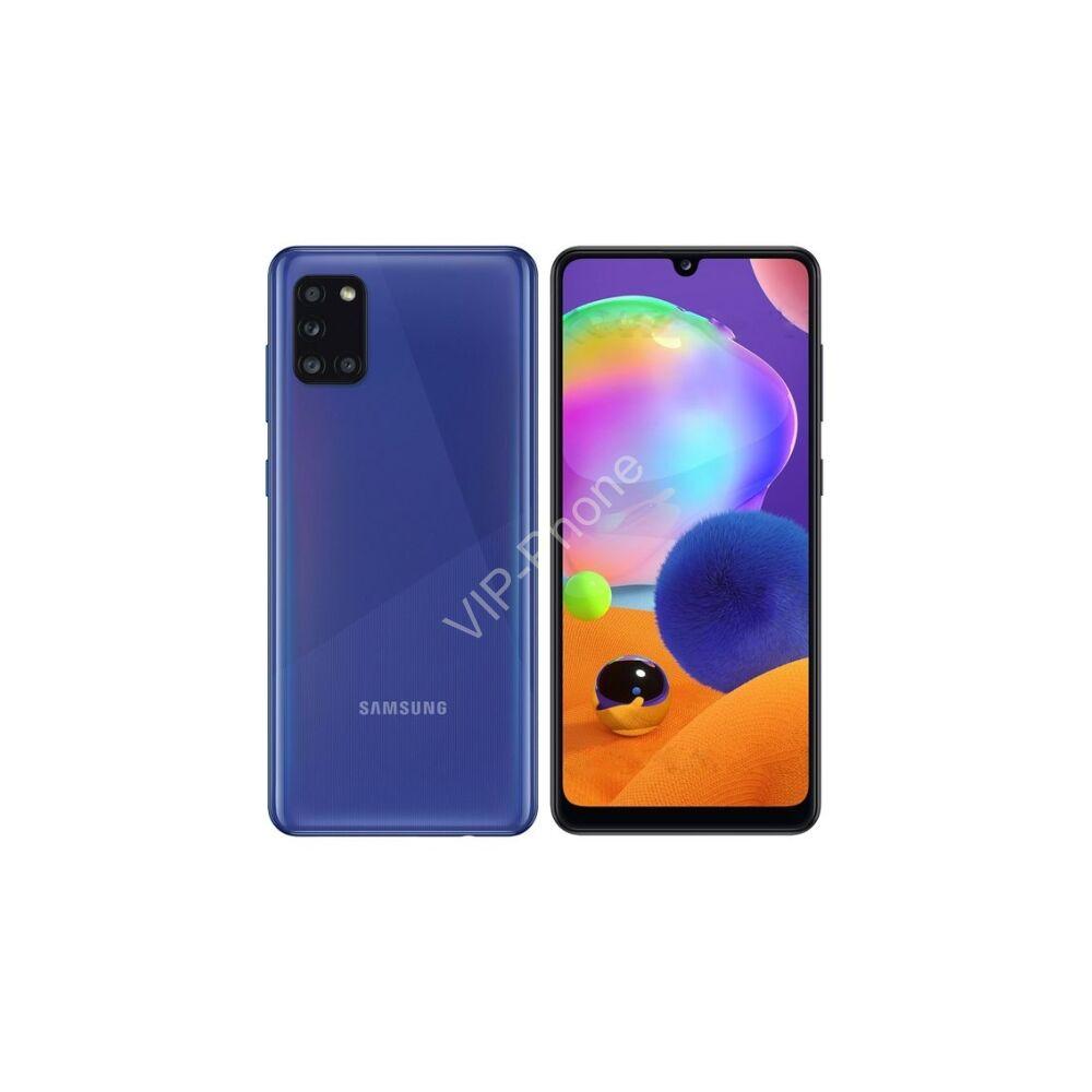 Samsung A315F Galaxy A31 4/64GB Dual-Sim kék kártyafüggetlen mobiltelefon