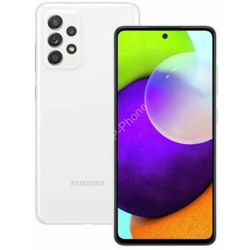 Samsung A526 Galaxy A52 5G 6/128GB Dual-Sim kártyafüggetlen mobiltelefon
