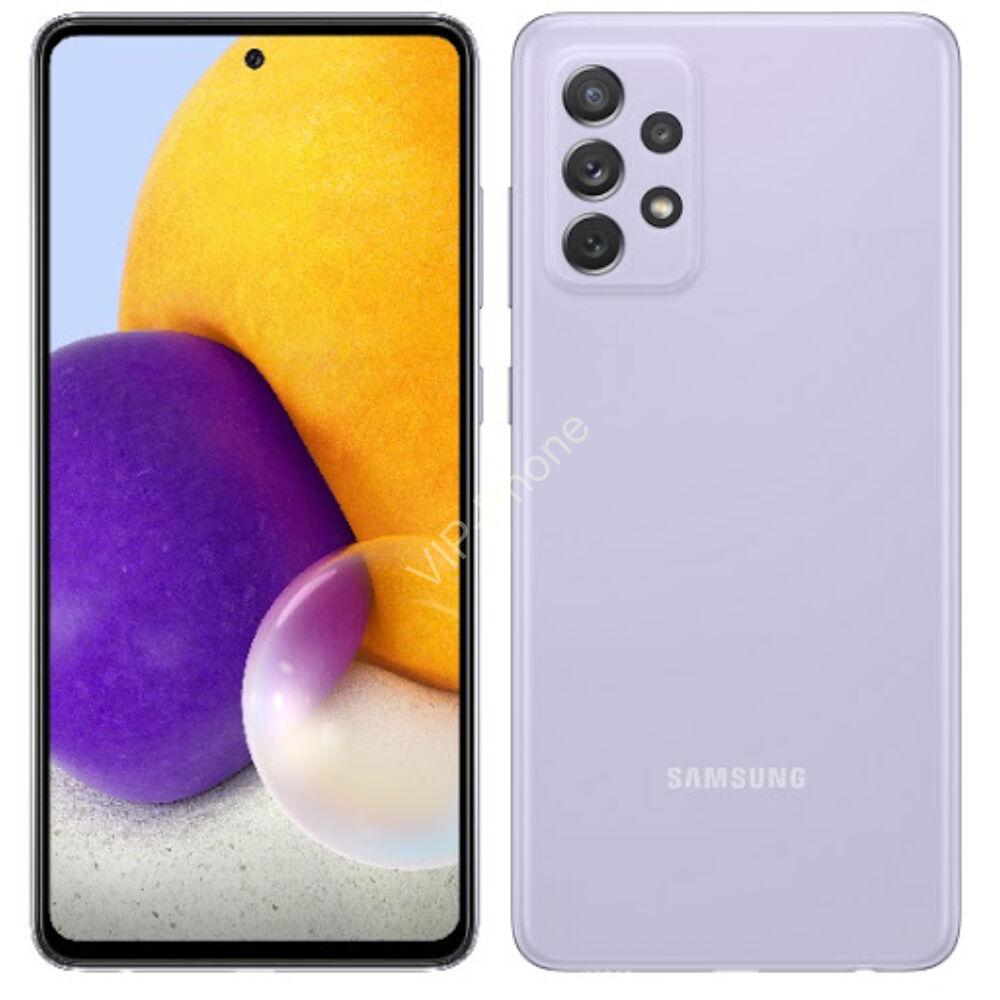 Samsung A526 Galaxy A72 5G 6/128GB Dual-Sim kártyafüggetlen mobiltelefon