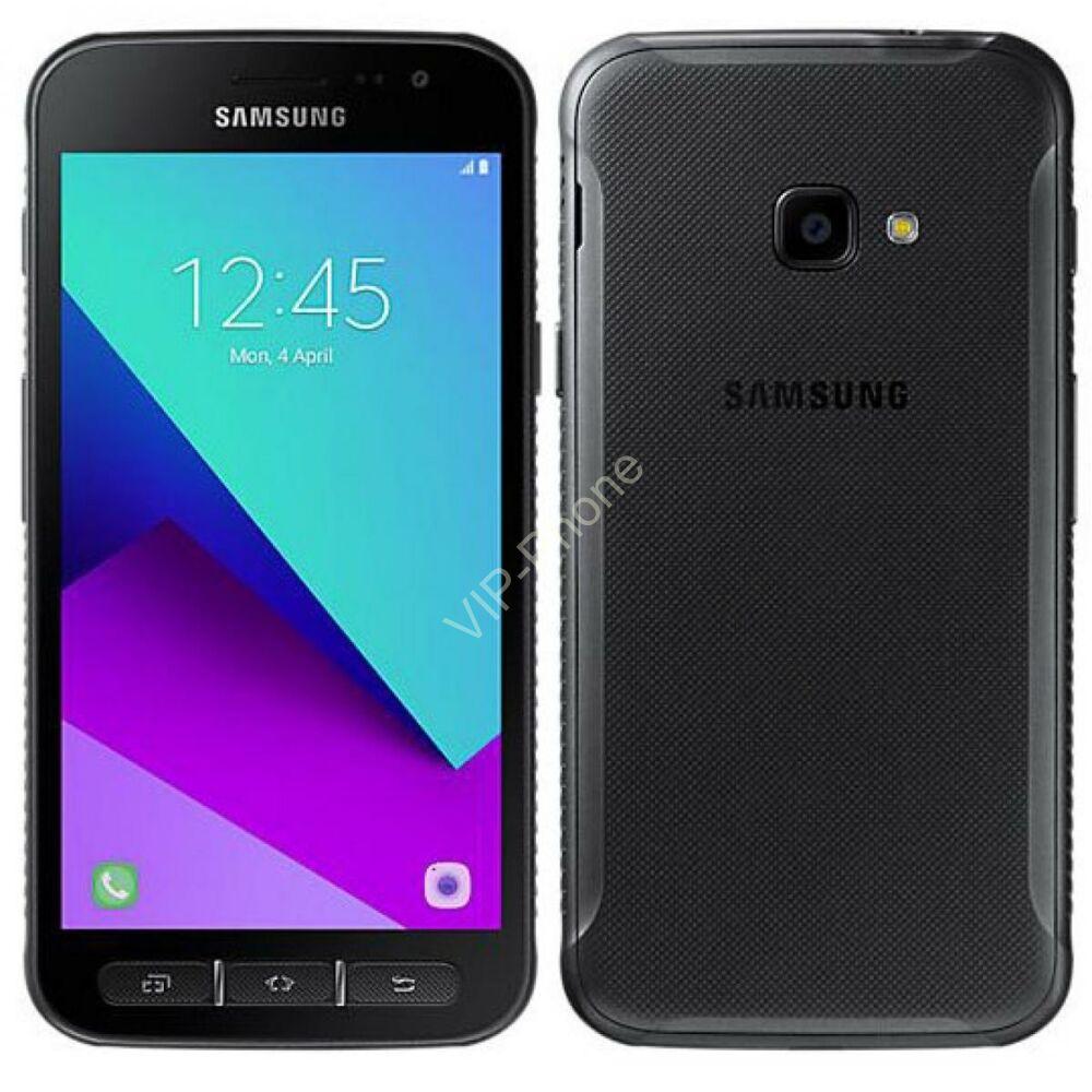 Samsung Galaxy Xcover 4 2017 (G390F) Fekete kártyafüggetlen mobiltelefon
