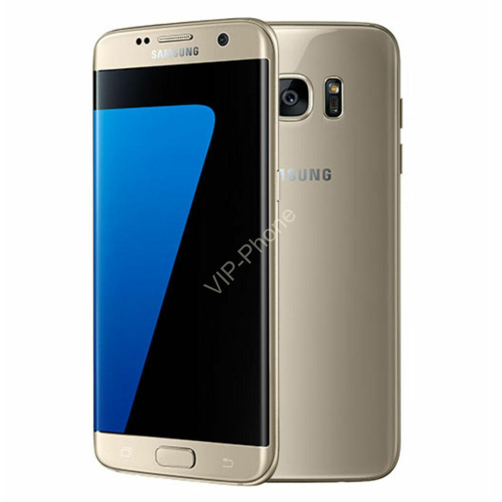 Samsung Galaxy S7 edge 32GB (G935F) Arany gyártói garanciás kártyafüggetlen mobiltelefon