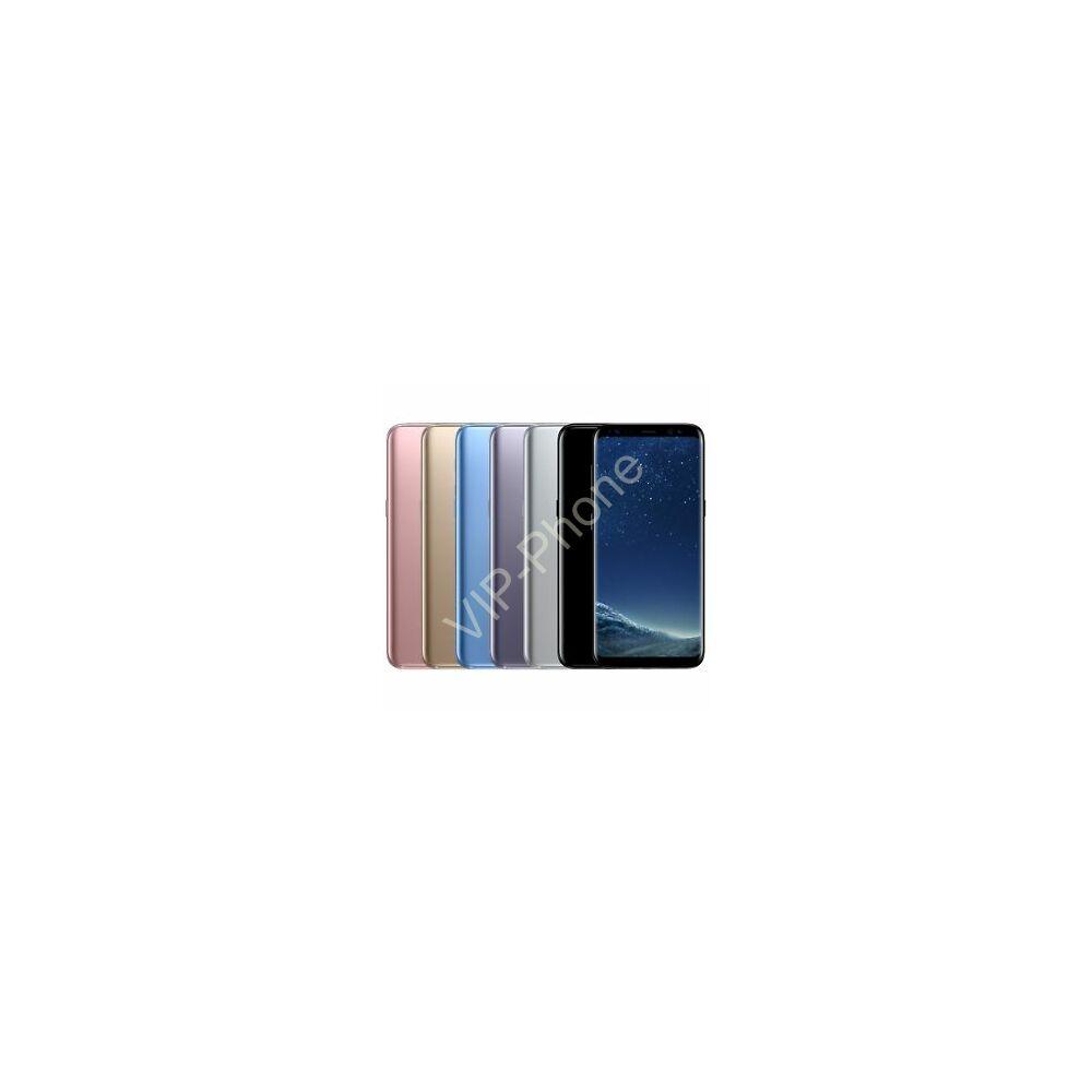 Samsung Galaxy S8 64GB (G950F) gyártói garanciás kártyafüggetlen mobiltelefon