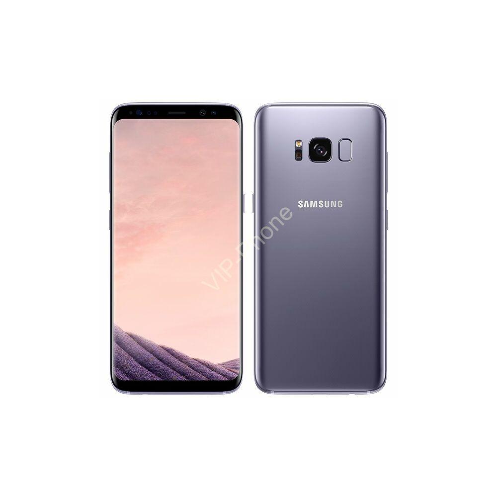 Samsung Galaxy S8 64GB (G950F) Lila gyártói garanciás kártyafüggetlen mobiltelefon