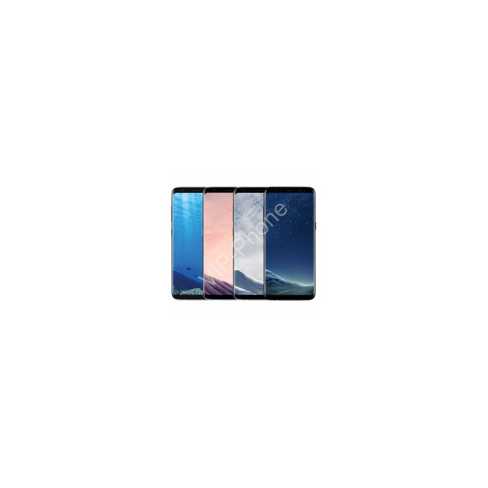 Samsung Galaxy S8+ 64GB (G955F) gyártói garanciás kártyafüggetlen mobiltelefon