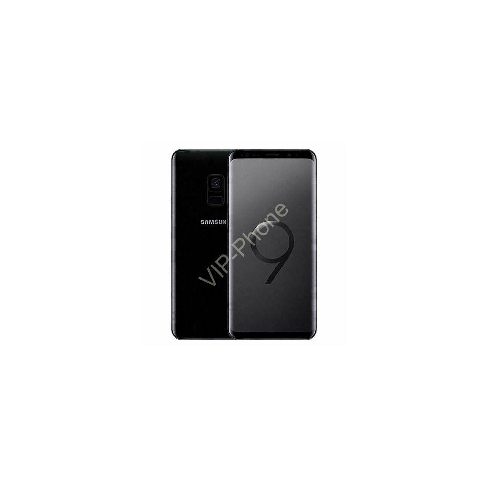 Samsung G960 Galaxy S9 64GB fekete kártyafüggetlen mobiltelefon