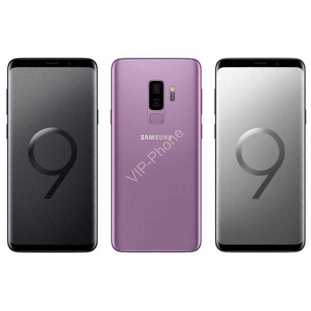 Samsung G965 Galaxy S9+ 64GB kártyafüggetlen mobiltelefon