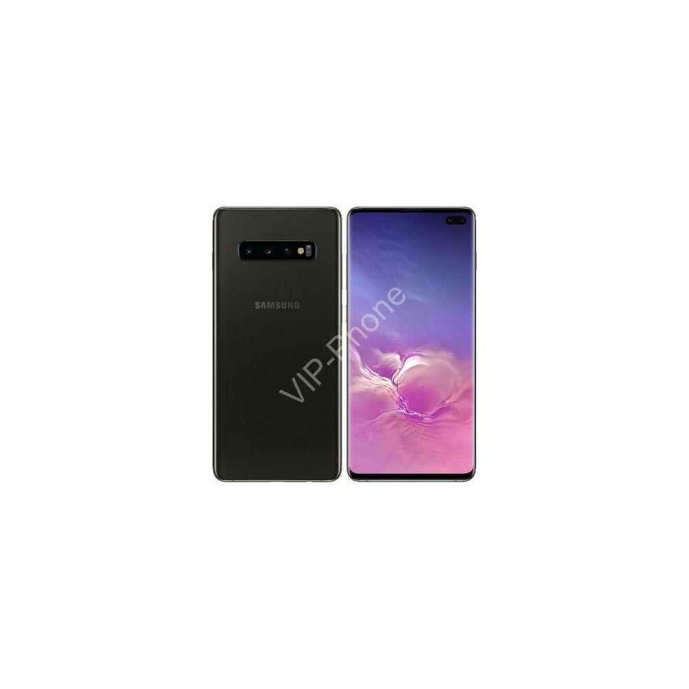 Samsung G975 Galaxy S10+ 1TB Dual-Sim kerámia fekete kártyafüggetlen mobiltelefon