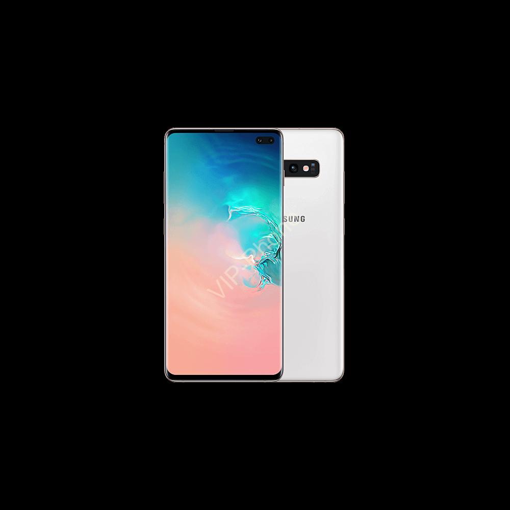 Samsung G975 Galaxy S10+ 512GB Dual-Sim fekete kártyafüggetlen mobiltelefon