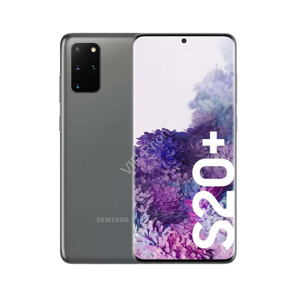 Samsung G985 Galaxy S20+ 128GB Dual-Sim szürke kártyafüggetlen mobiltelefon