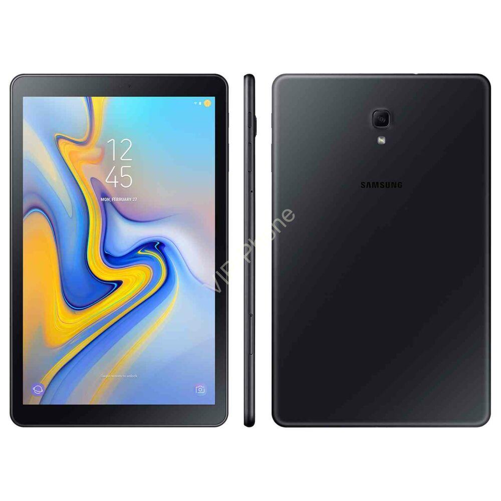 Samsung Galaxy Tab A 10.5 32GB Wifi (T590) fekete gyártói garanciás tablet