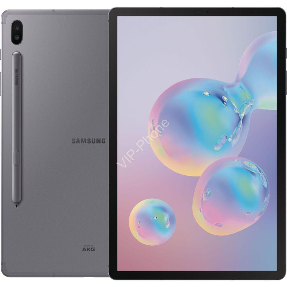 Samsung T865 Galaxy Tab S6 10.5 128GB LTE szürke gyártói garanciás tablet