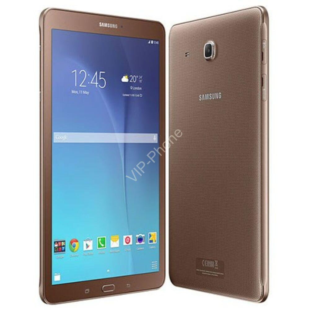 Samsung Galaxy Tab E 9.6 WiFi (T560N) Aranybarna tablet gyártói garanciával
