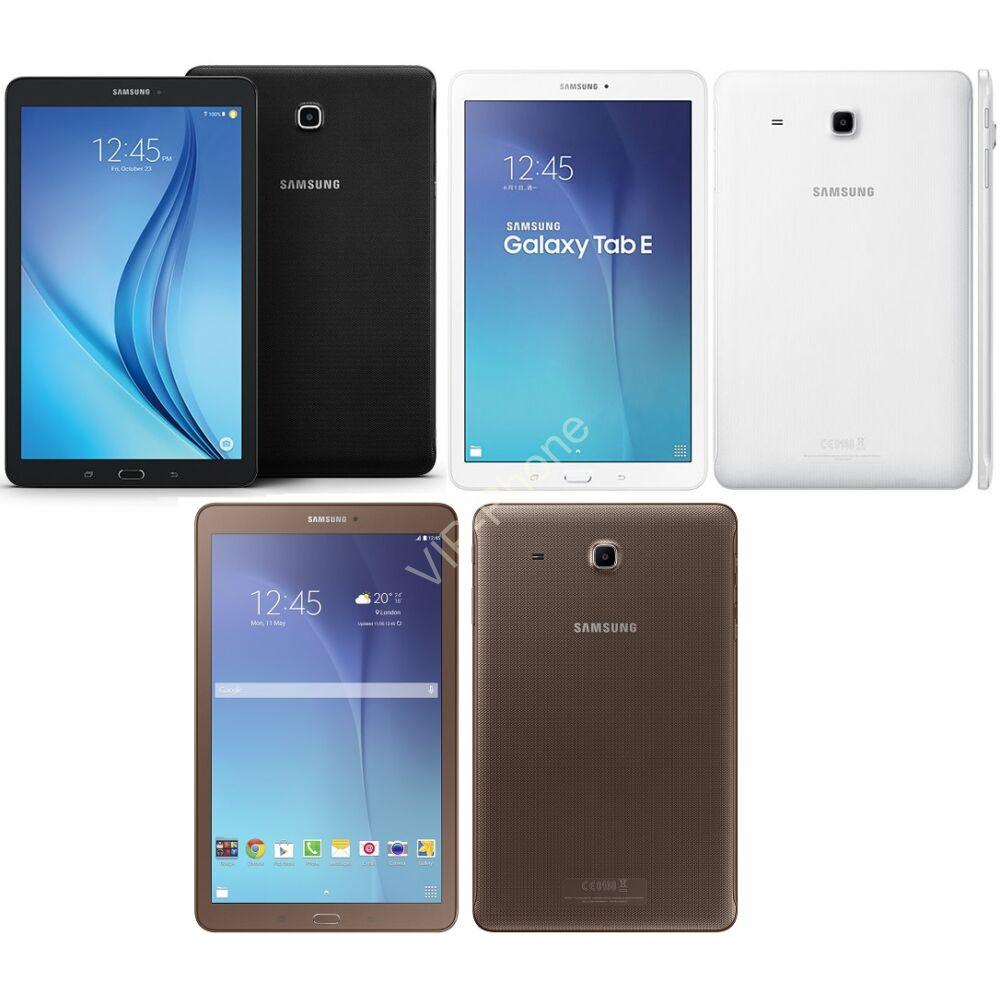 Samsung Galaxy Tab E 9.6 WiFi (T560N) tablet gyártói garanciával