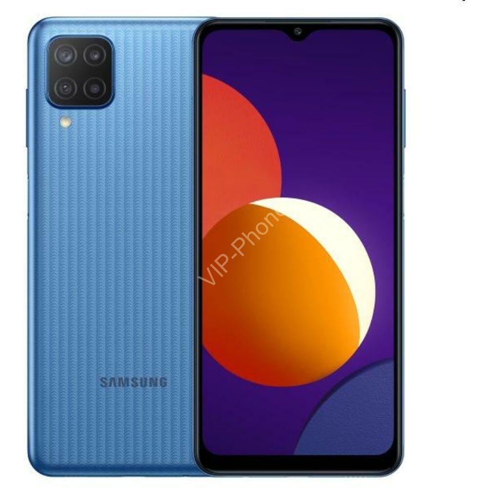Samsung Galaxy M12 M127 4/64GB Dual-Sim fekete
