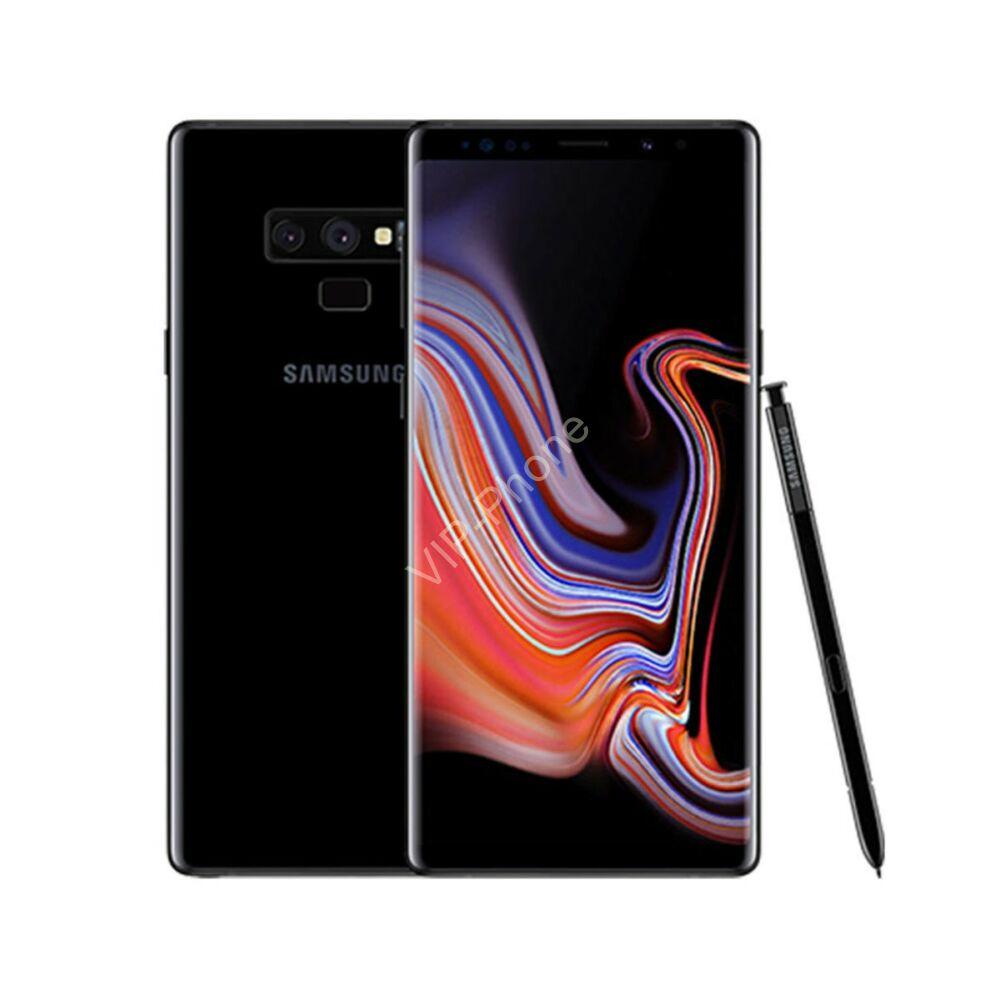 Samsung N960 Galaxy Note 9 128GB  Dual-Sim fekete kártyafüggetlen mobiltelefon