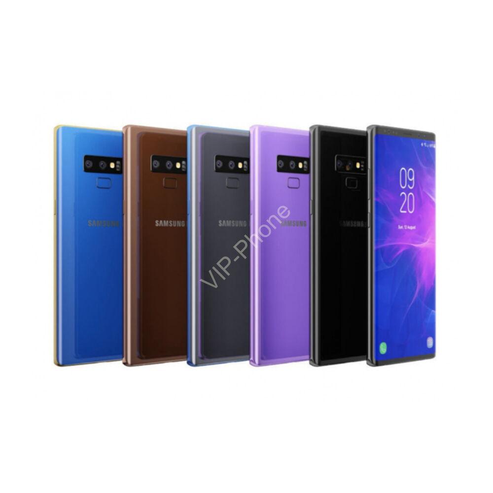 Samsung N960 Galaxy Note 9 128GB  Dual-Sim kártyafüggetlen mobiltelefon