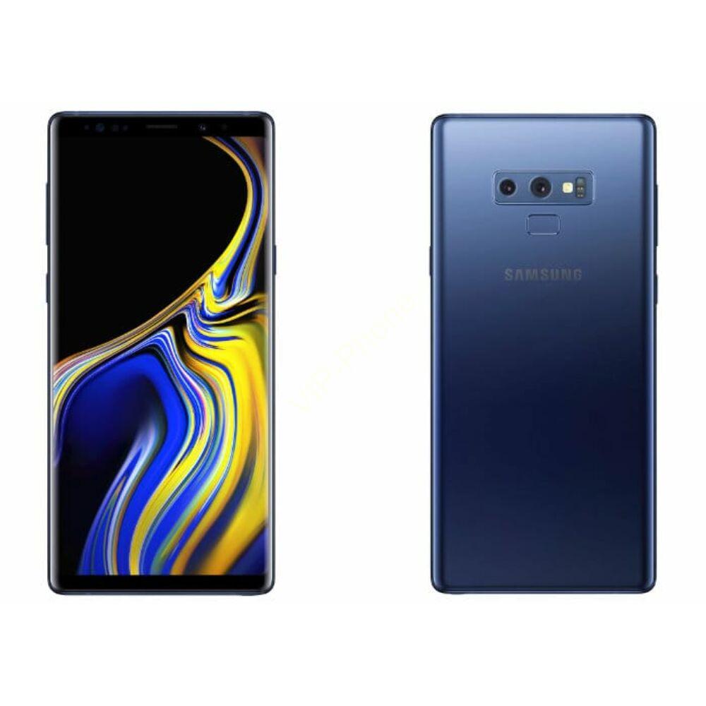 Samsung N960 Galaxy Note 9 128GB  Dual-Sim kék gyártói garanciás kártyafüggetlen mobiltelefon
