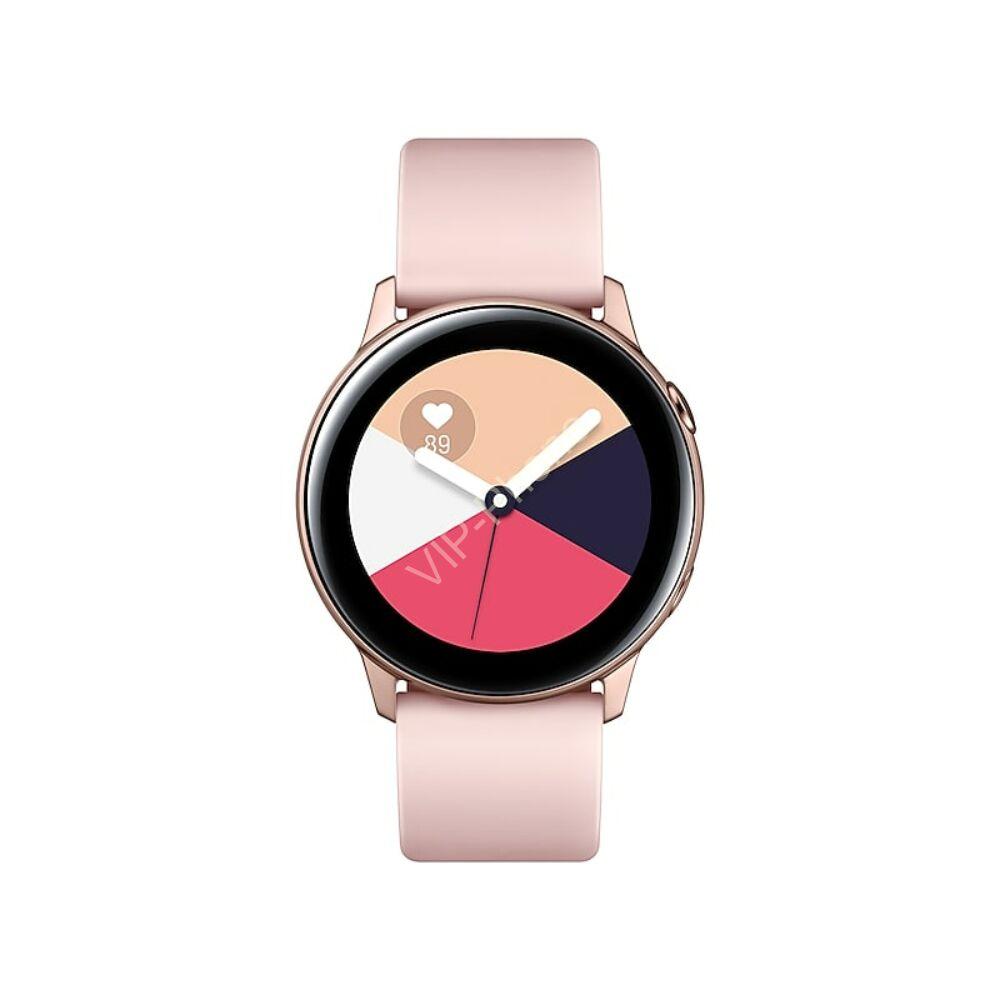 Samsung R500 Galaxy Watch Active rózsaarany okosóra