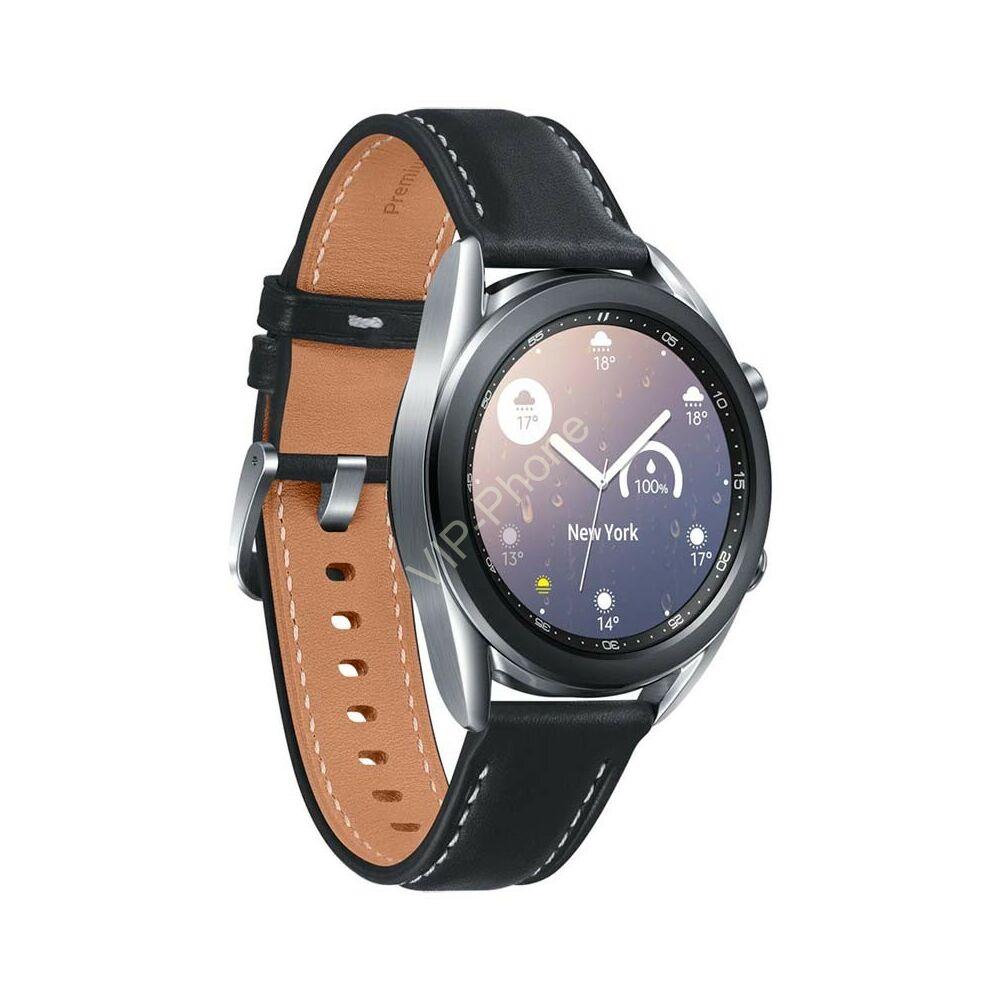 Samsung R850 Galaxy Watch 3 41mm ezüst okosóra