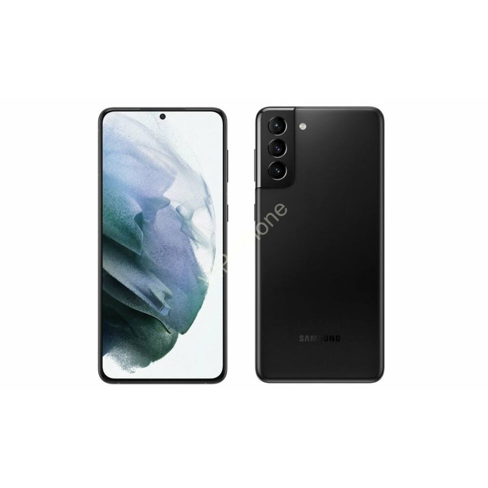 Samsung G996 Galaxy S21+ 5G Dual Sim 8GB RAM 128GB fekete kártyafüggetlen mobiltelefon