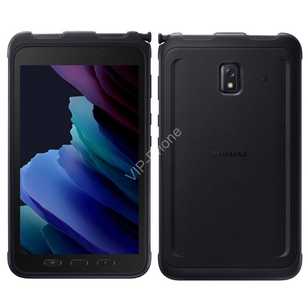 Tablet Samsung Galaxy Tab Active3 T575 8.0 LTE 64GB - Fekete