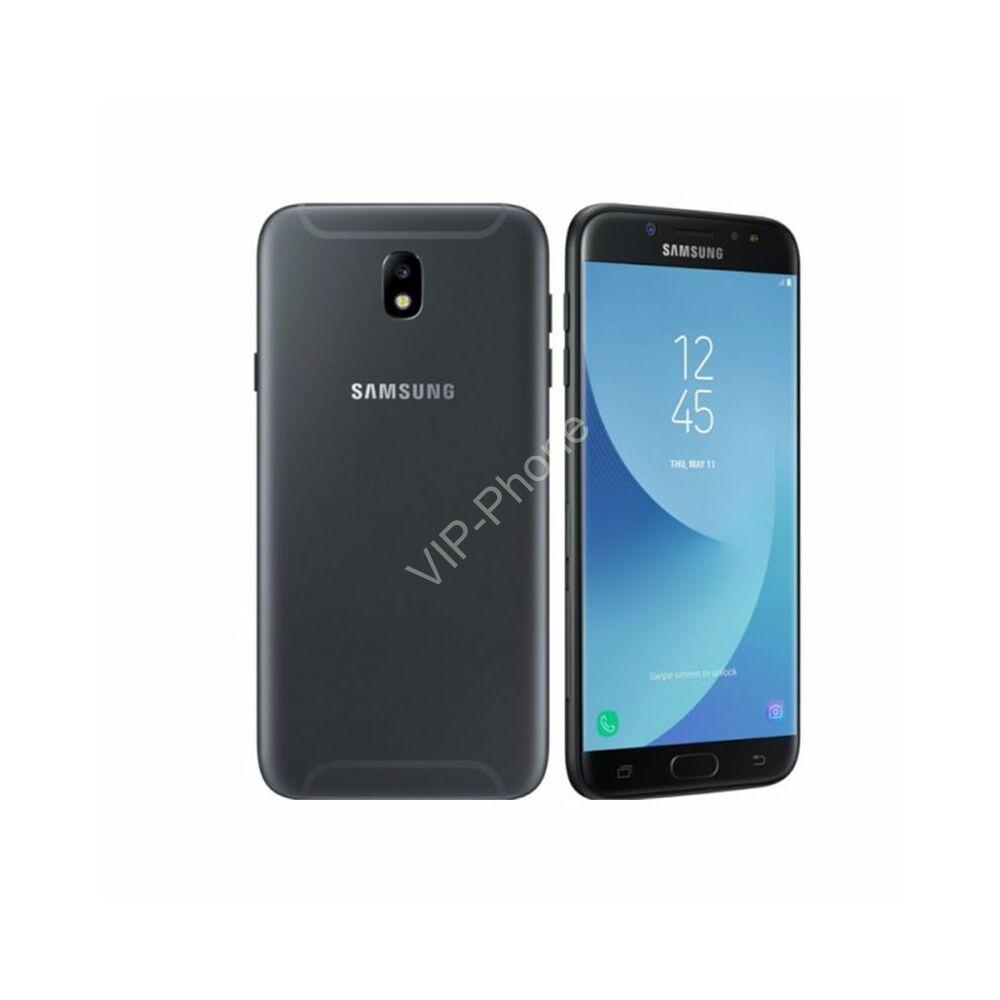 Samsung J730F Galaxy J7 (2017) Dual-Sim fekete gyártói garanciás kártyafüggetlen mobilte