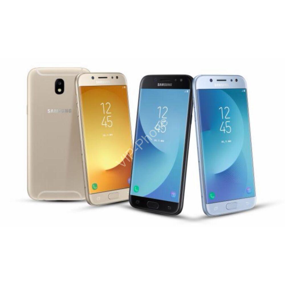 Samsung J730F Galaxy J7 (2017) Dual-Sim gyártói garanciás kártyafüggetlen mobiltelefon